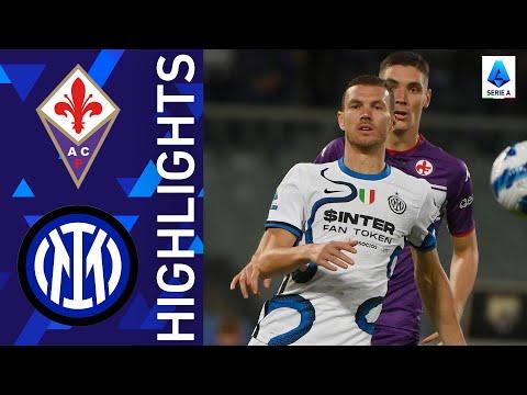 Fiorentina Inter Goals And Highlights