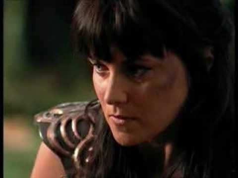 Xena and Gabrielle - Everything I do, I do it for you