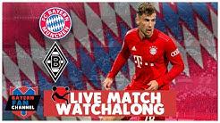 Bayern Munich vs Borussia Mochengladbach Live Match Watchalong (Bundesliga Live Reactions)