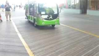 New Atlantic City Tram Car