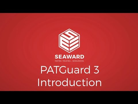 An Introduction to PATGuard 3 PAT Testing Software