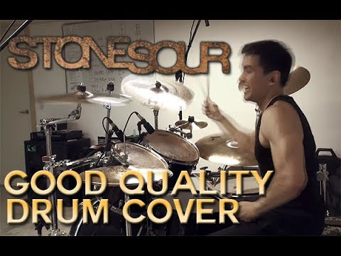 Stone Sour - Gone Sovereign/Absolute Zero (Drum cover)