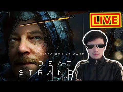 秀康直播~大結局!【死亡擱淺(Death Stranding)】#6 - YouTube