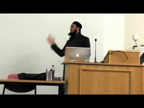 """""""Let's Talk About Love"""" - Shaykh Amer Jamil at Leeds ISoc"""