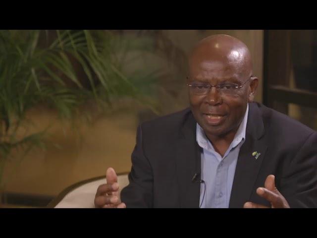 #AGRF2019 Fireside Chat: Prof. Nuhu Hatibu, AGRA Regional Head E. Africa