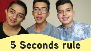5 second rule en espaol vlogscouts