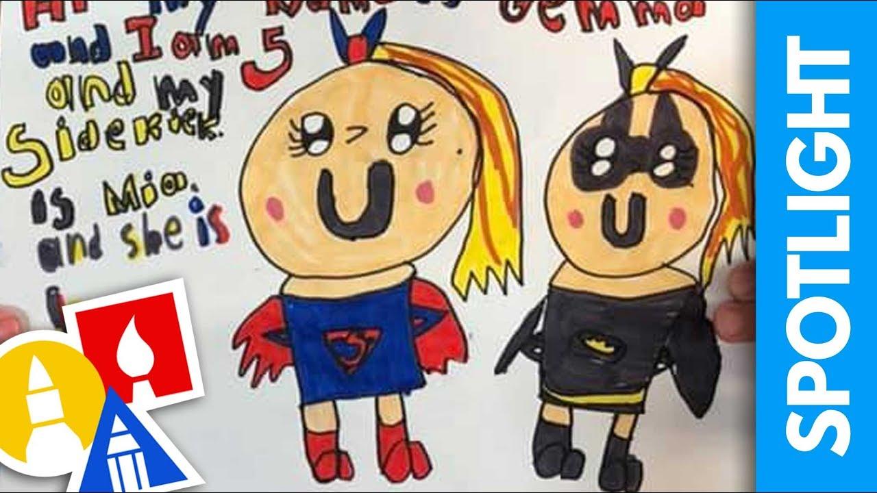 SPOTLIGHT: Superhero Art (7.26.19)