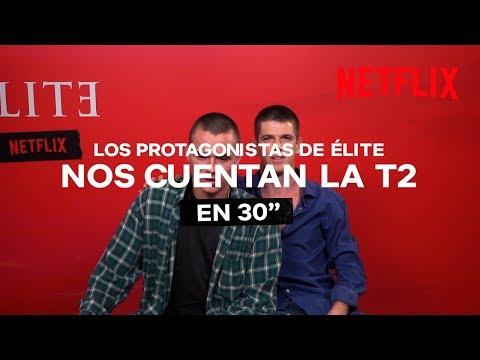 El cast de ÉLITE intenta RESUMIR la T2 en 30 SEGUNDOS | Netflix España