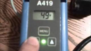 How To Use A Johnson Controls Digital Thermostat Control Unit - The Basics