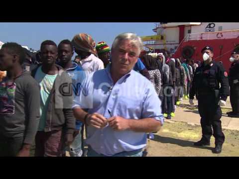 ITALY: MIGRANT MISERY