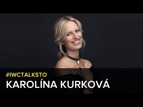 #IWCTalksTo: Karolina Kurkova