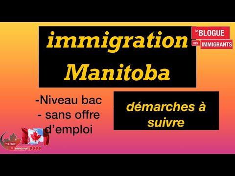 Immigration Manitoba  Démarches à Suivre Déposer Votre Soumission Conseil -occasion à Ne  Pas Rater