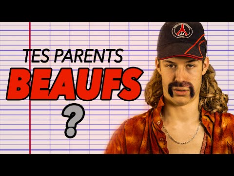 Thumbnail: TES PARENTS SONT BEAUFS ?