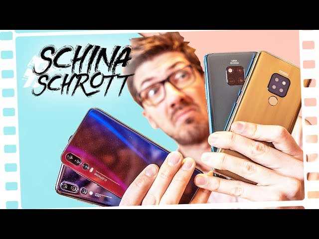 Schina kopiert sich schon selbst... #SchinaSchrott