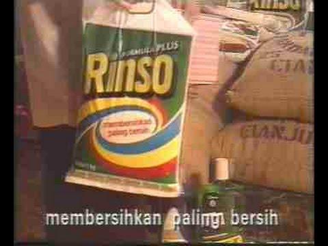 Iklan Sabun Rinso Youtube