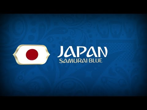 JAPAN Team Profile  – 2018 FIFA World Cup Russia™