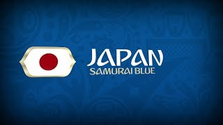 JAPAN Team Profile  – 2018 FIFA World Cup Russia™