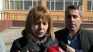 Фандъкова провери ремонтирано училище в София