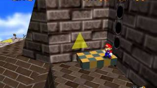 Super Mario 64 - Star Guide #16 - Chip Off Whomp's Block