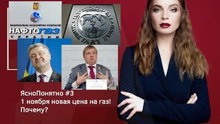 1 ноября новая цена на газ! Почему? | ЯсноПонятно #3  by Олеся Медведева