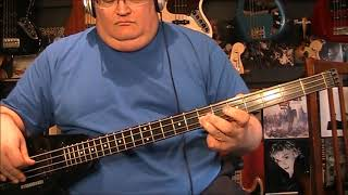 Black Sabbath The Wizzard Bass Cover with Notes & Tab