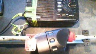 Антенна для радиоприёмника , своими руками .