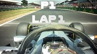 Lewis Hamilton's Phenomenal Fightback | 2018 British Grand Prix