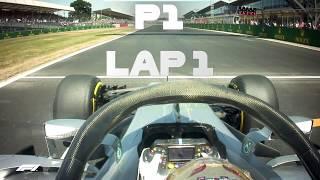 Formula 1 2018 Best Onboards