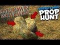NGUMPET JADI BATU KAWIN WKWK - Gmod Prop Hunt Indonesia