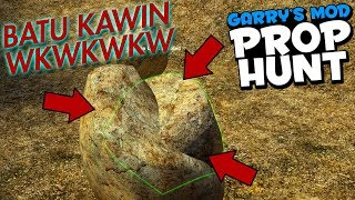 Download Video NGUMPET JADI BATU KAWIN WKWK - Gmod Prop Hunt Indonesia MP3 3GP MP4