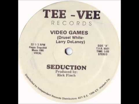 Seduction - Video Games (Vocal)