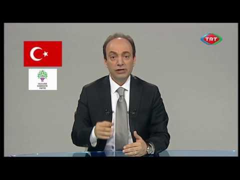 HDP - TRT HAYIR Propaganda Konuşması | Osman Baydemir | 11 Nisan 2017