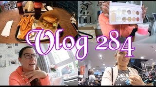 Shopping l Food l Mrs Bella Palette l Bibis Song l Vlog 284