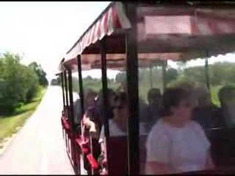 Cherry Train Tour - Door County WI Travel Show