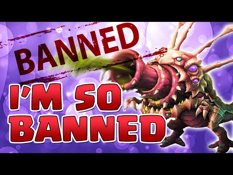 I'M GETTING BANNED AFTER THIS GAME TOXIC KOG'MAW JUNGLE - Nightblue3