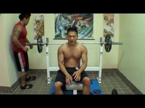 TUTORIAL: Chest Explosion Bench Press Variations – FMK Fitness Training Lesson