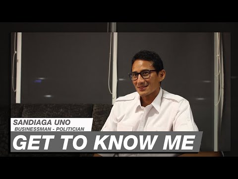 Exclusive Interview: Sandiaga Uno on Qualities of a Leader and Planned Changes for the City