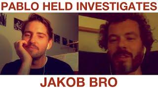 Baixar JAKOB BRO interviewed by PABLO HELD