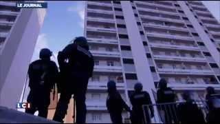 BAC Nord de Marseille - LCI dimanche 08/06/2014 - Les enregistrements trafiqués ?