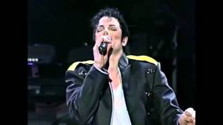 Michael Jackson - Jackson 5 Medley - Live in Auckland November 11 1996 [HD]