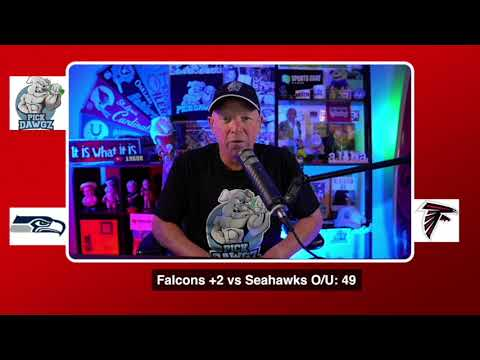 Atlanta Falcons vs Seattle Seahawks NFL Pick and Prediction 9/13/20 Week 1 NFL Betting Tips