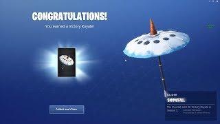 Fortnite Battle Royale Unlocking New Season 7 Umbrella