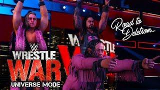 WWE 2K19 Universe Mode -