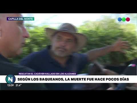 Capilla Del Monte: El Cuerpo Hallado Es De Mariela Natalí Y No Habría Sido Asesinada
