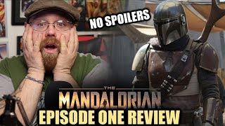 The Mandalorian - Episode 1 Review!!! (SPOILER FREE)