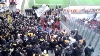 Koeln gegen Dresden 1-1  2012