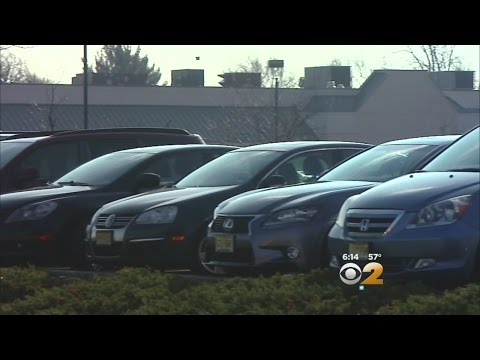 Parking Lot Dangers During Holidays