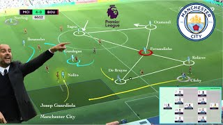 Guardiola Tattica ◘ Manchester City ⚽ Ⓖ (Herr Pep) Ⓖ ⚽
