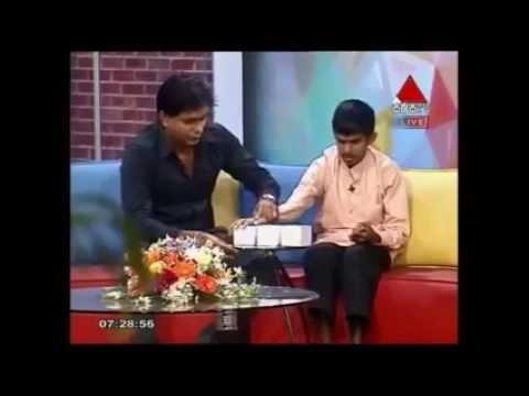 indika Thotawaththa Hiru tv
