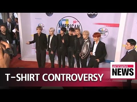 BTS' appearance on Japanese TV canceled due to member's t-shirt design Mp3